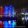 Random Picture of the Week #78: Christmas Lights at Vitruvian Park in Addison, Texas