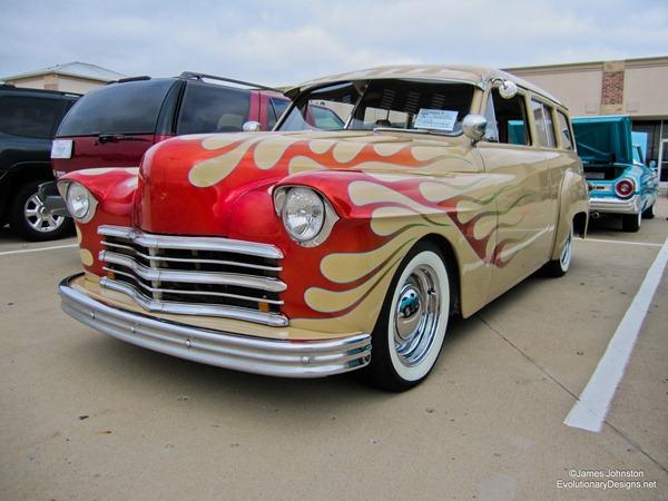 1949 Plymouth Wagon