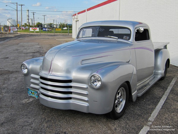 1949 Chevrolet Custom Pickup